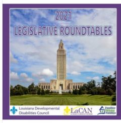 2021 Virtual Legislative Roundtable